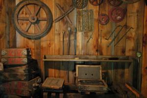 Industrial History Museum, Merrickville, Canada